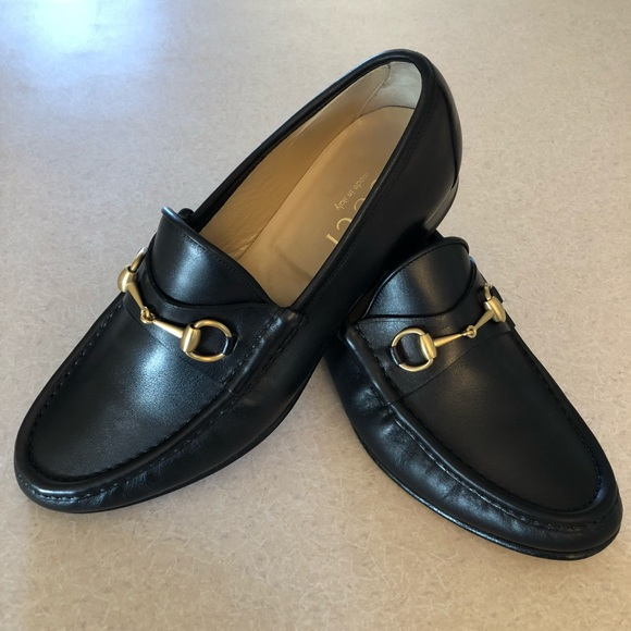ef94fa67a Gucci Shoes | Men Leather 1953 Horsebit Loafer | Poshmark